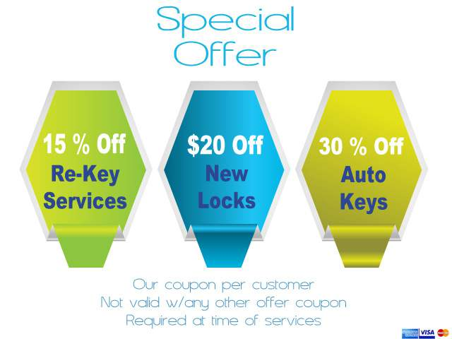 car lock change special offers